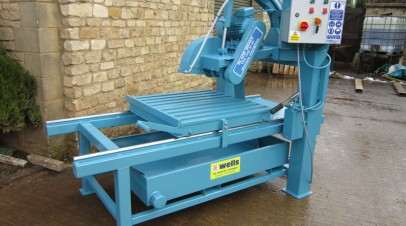 Wells Wellcut 600 Site Saw
