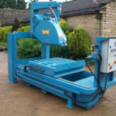 Wells 1000 site saw