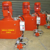 Wells Hydraulic Power Units