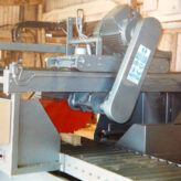 Wells 600 Cross Cut Saw