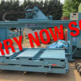 Wells Wellcut 800 Bridge Saw