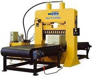 Wellcut Multi Chisel H Section Wells Wellcut Ltd