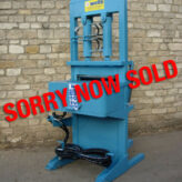 Reconditioned Wells Mk 5 Stone Splitter with Petrol Power Unit